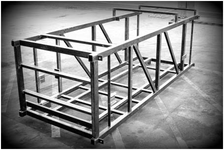 Structural Work - Tube Frame